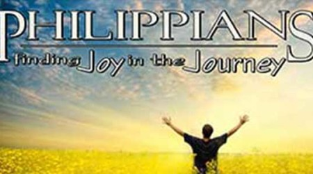 Philippians: Finding Joy in the Journey