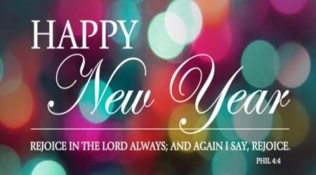 New Year . . . 2016
